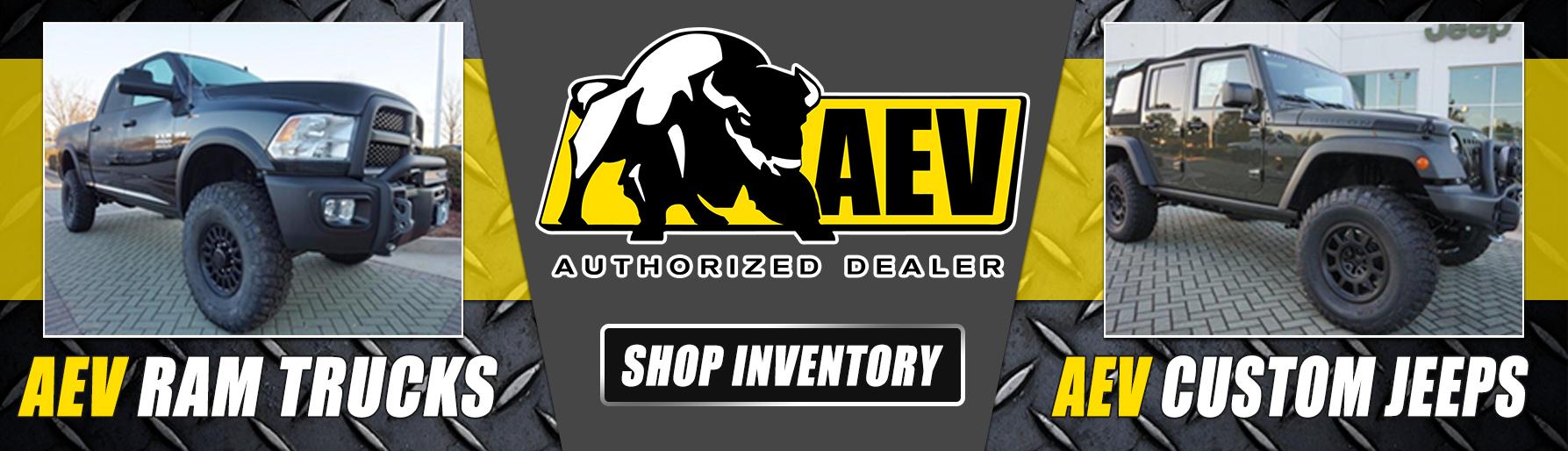 New Southeast AEV Jeep Dealer | Landmark Dodge Chrysler Jeep Ram ...