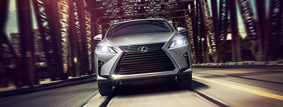 2017 Lexus RX 350 Safety Features in Chantilly, VA