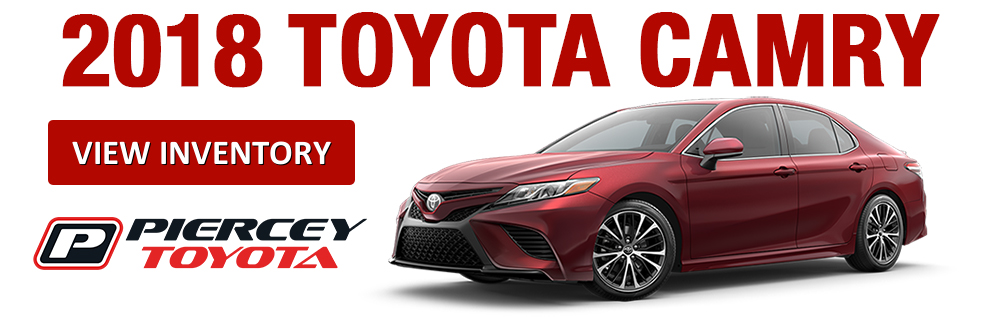 2018 Toyota Camry and Camry Hybrid near San Jose Fremont Sunnyvale