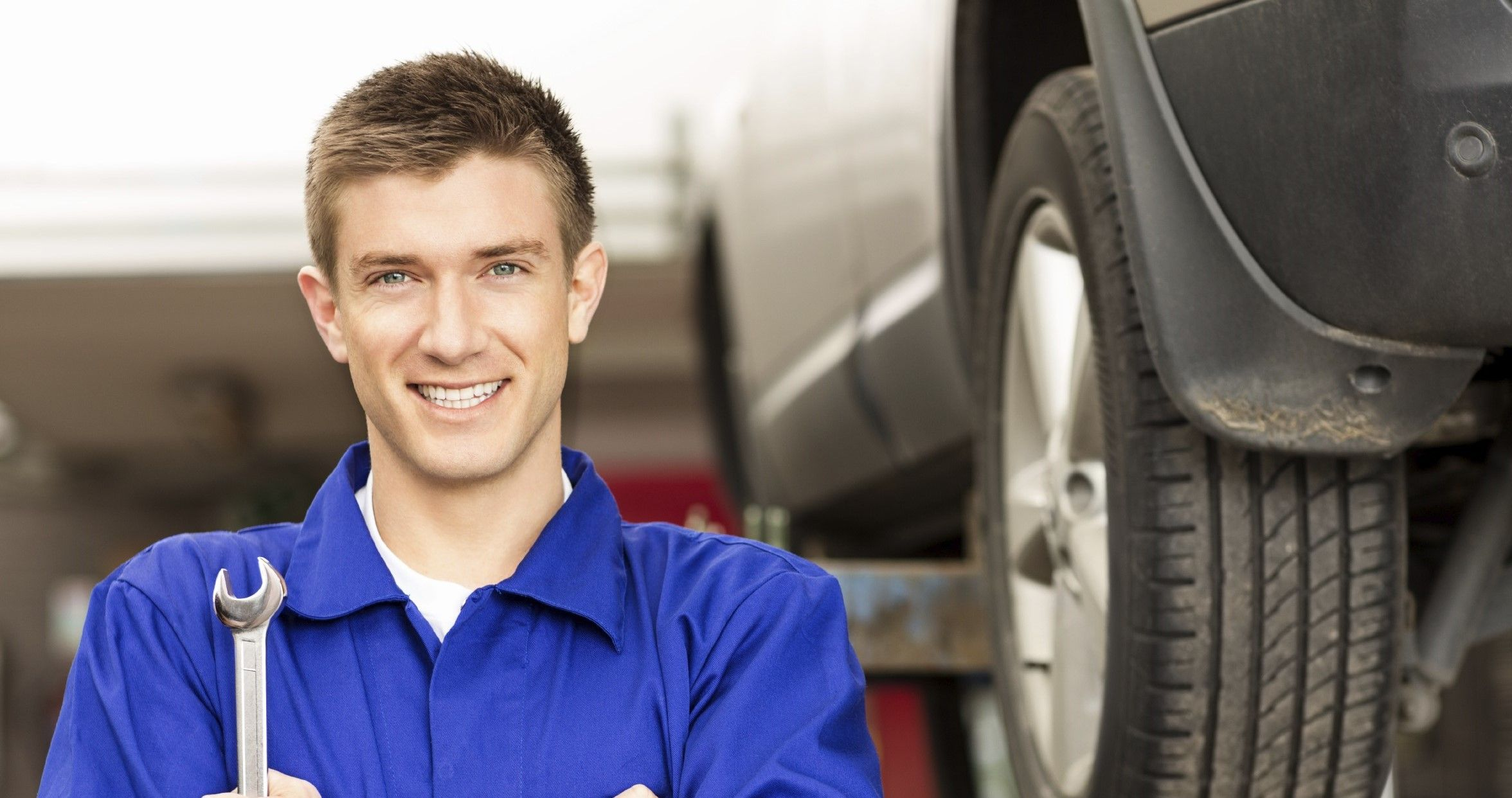Let Our Technicians Take Care of Your Car!