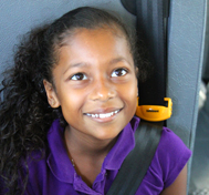 Protect Your Students Using Seat Belts!