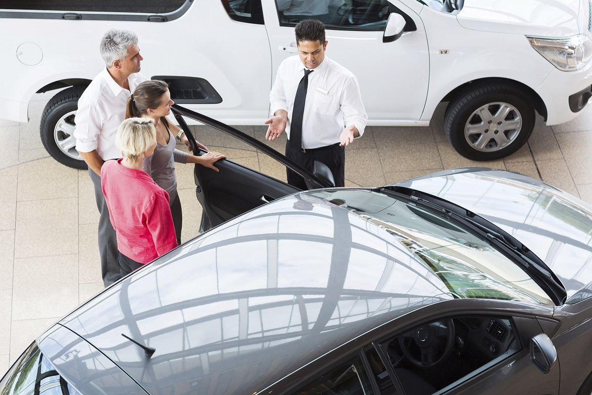 We'll Walk You Through Your Options Here at Newins Bay Shore Ford!