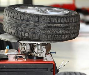 Tire Rotation Service in Martinez, GA
