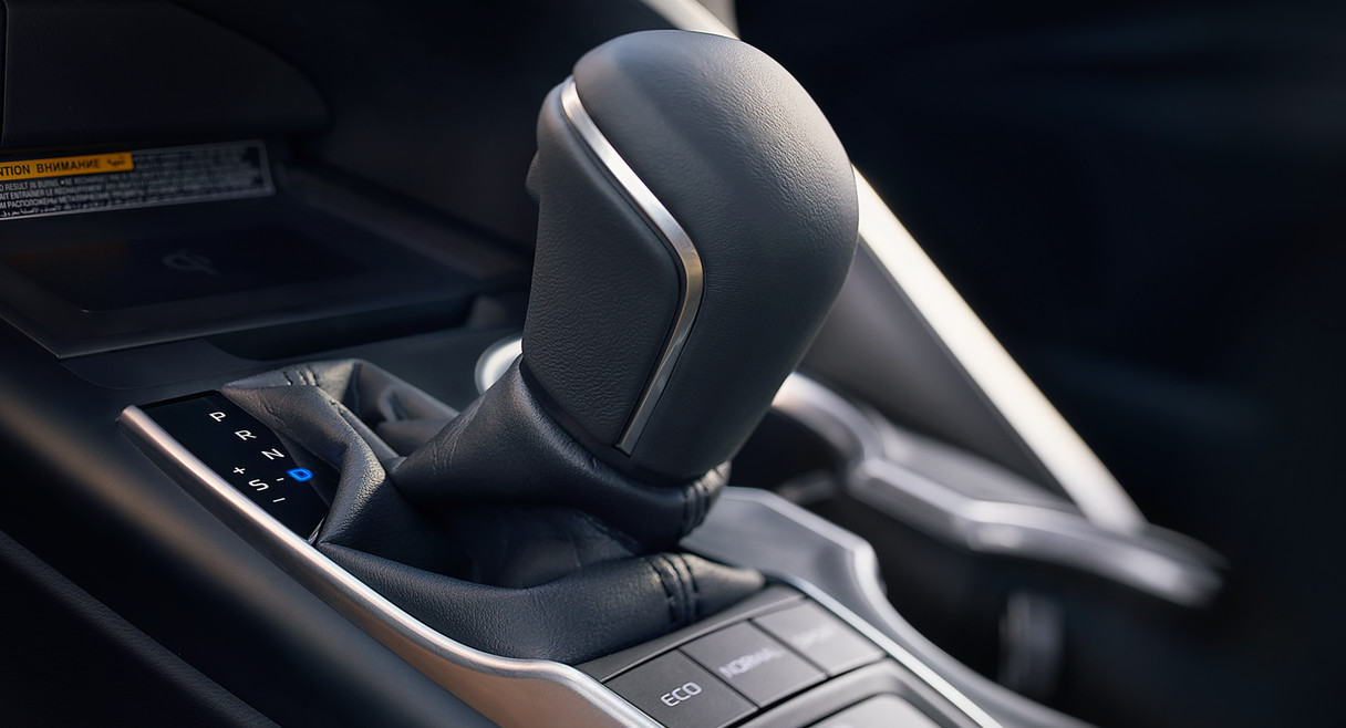 Direct Shift-8AT 8-speed Electronically Controlled Automatic Transmission in the Toyota Camry