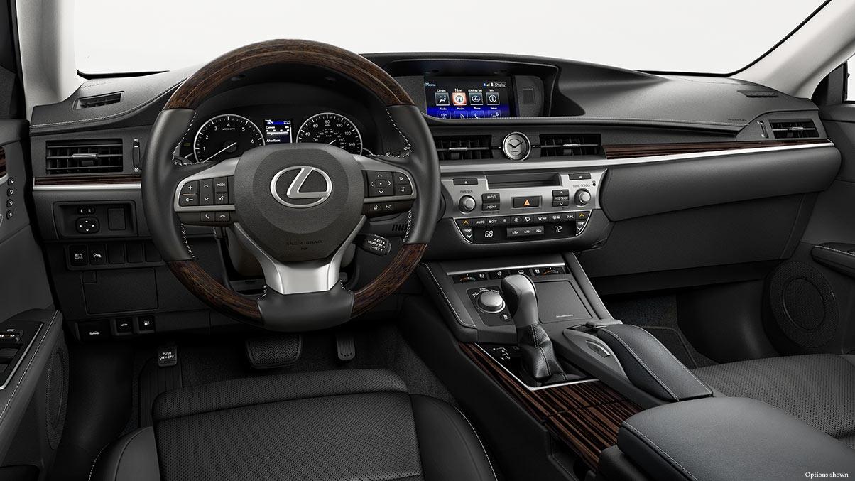 2017 Lexus ES 350 Safety Features in Chantilly VA  Pohanka Lexus