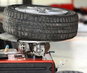 Tire Rotation Service in Elgin, IL