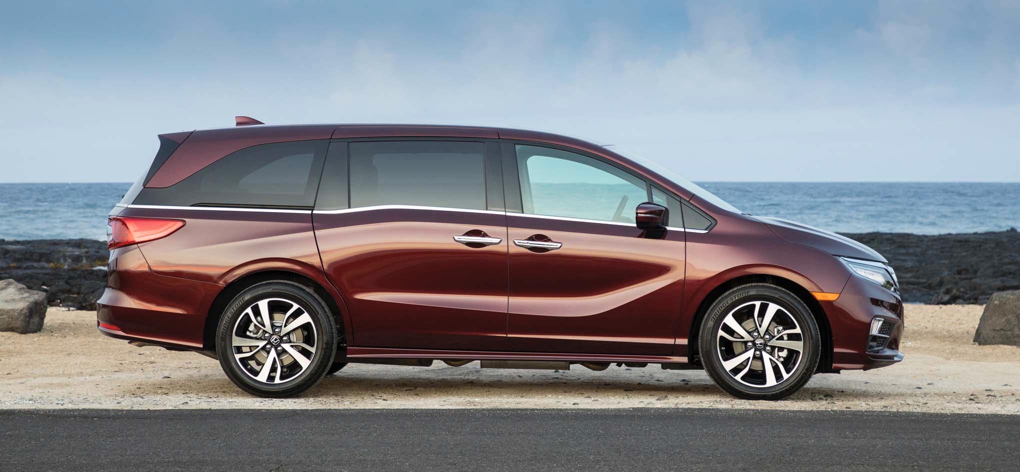 2018 Honda Odyssey Review Ball Honda New Amp Used Cars