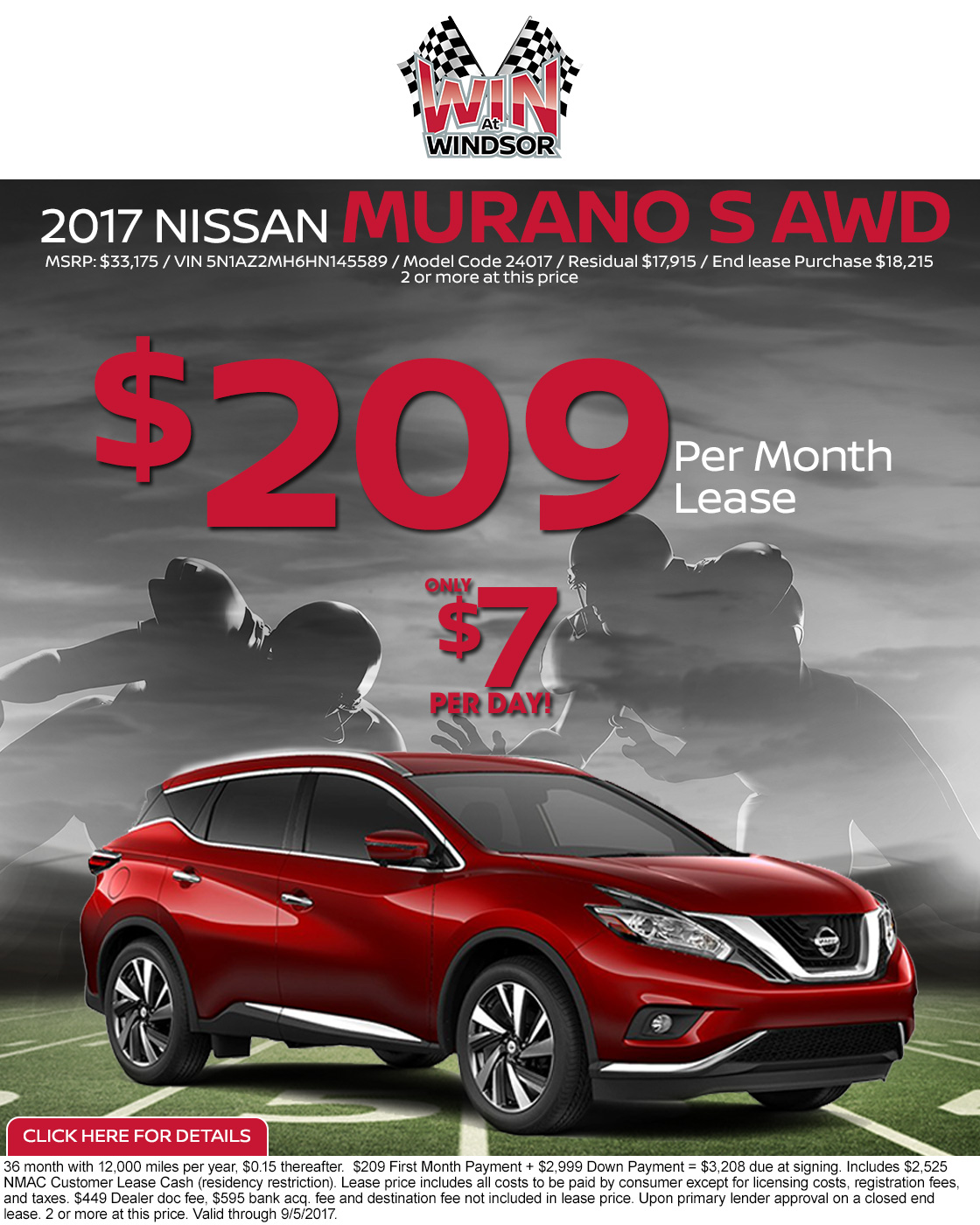 Nissan lease deals md
