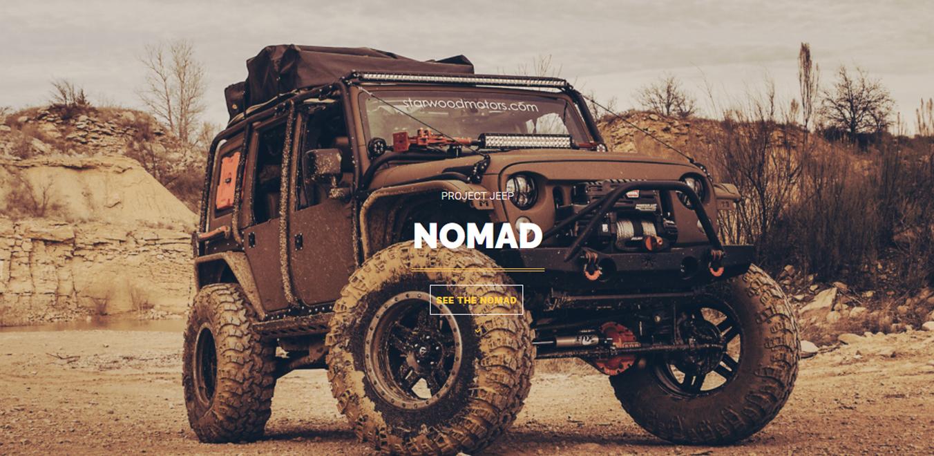 Custom Jeep Projects Dallas Starwood Customs