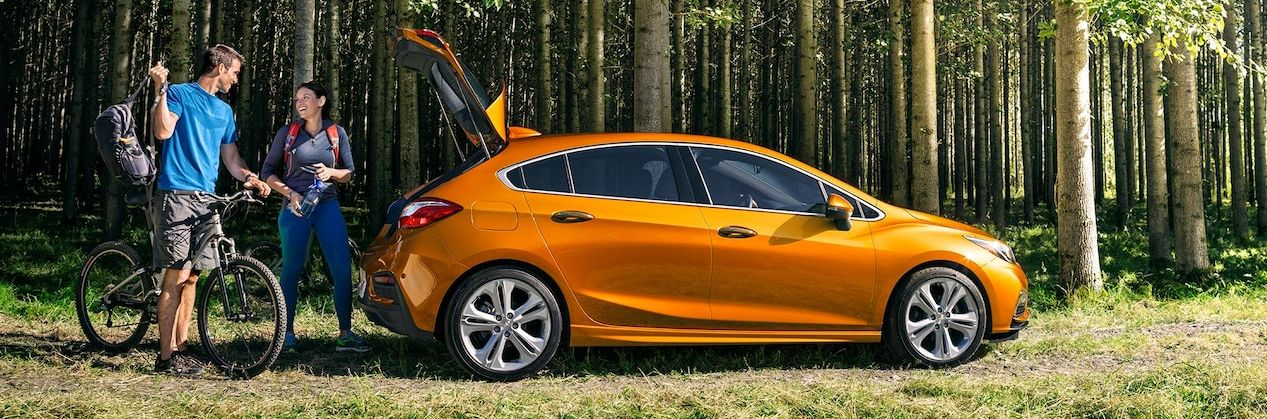 2017 Chevrolet Cruze for Sale near Midwest City, OK