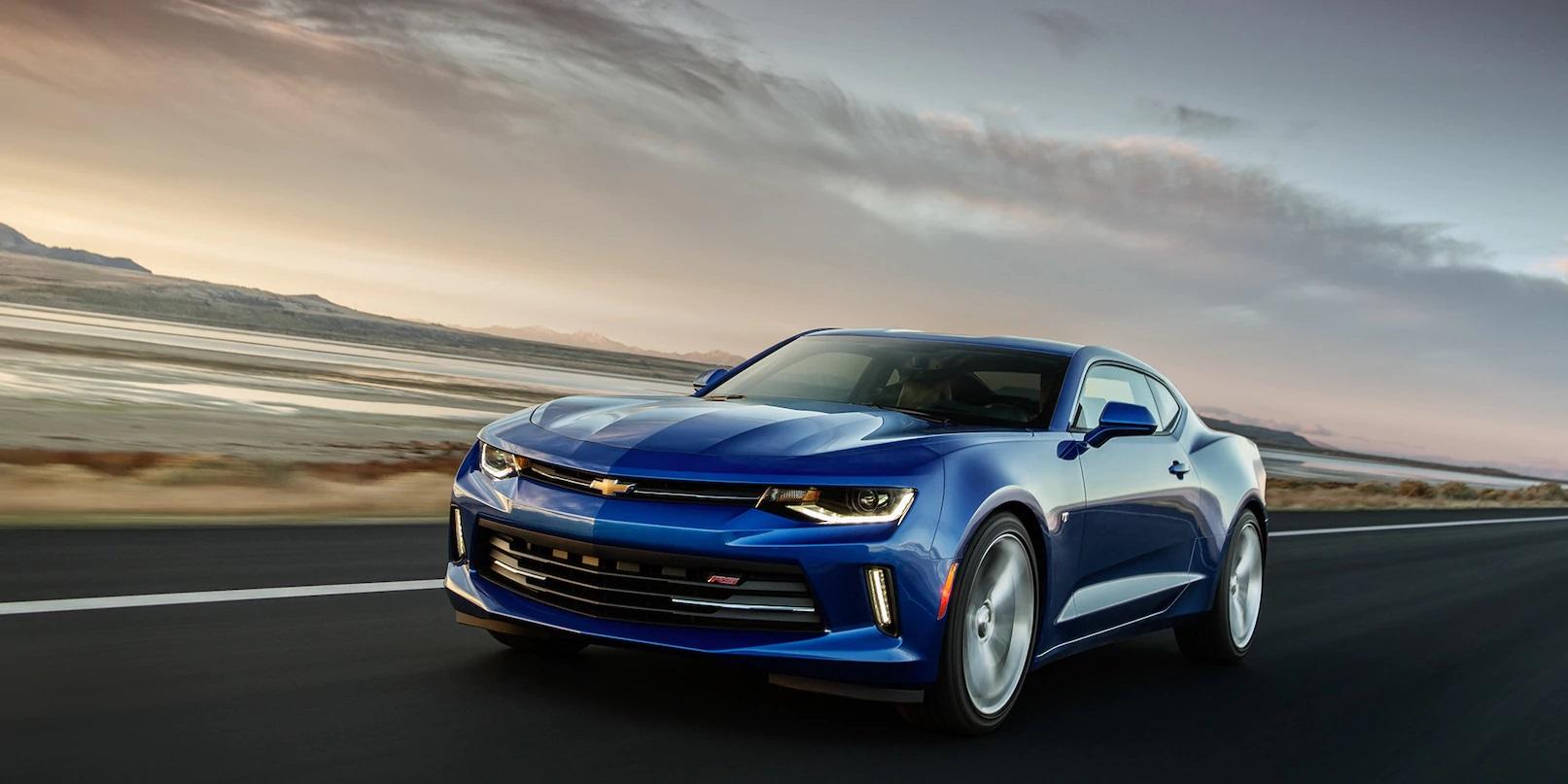 Chevrolet Camaro Leasing In Oklahoma City OK David Stanley - Oklahoma city chevrolet car dealerships