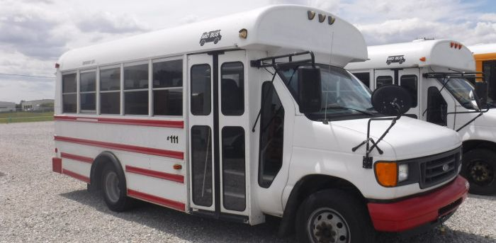 Disability Bus Parts for Sale at Midwest Transit