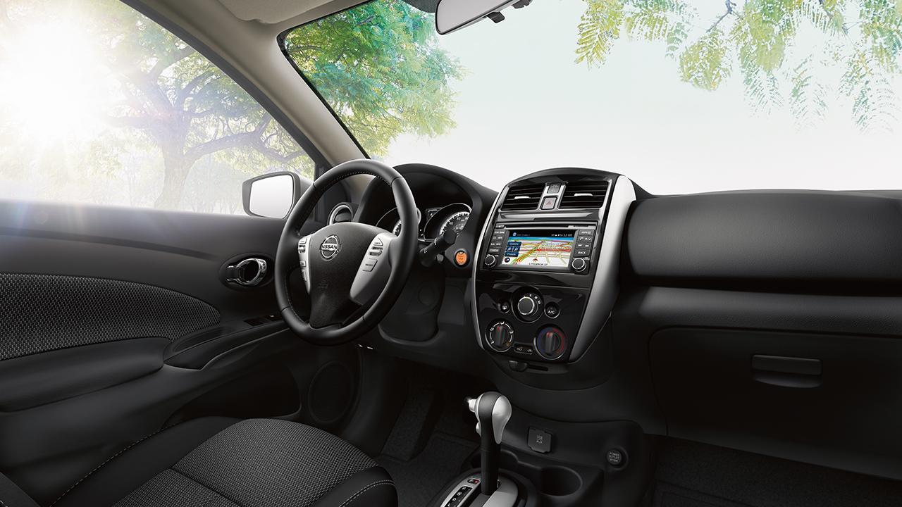 Lovely 2017 Nissan Versa Interior