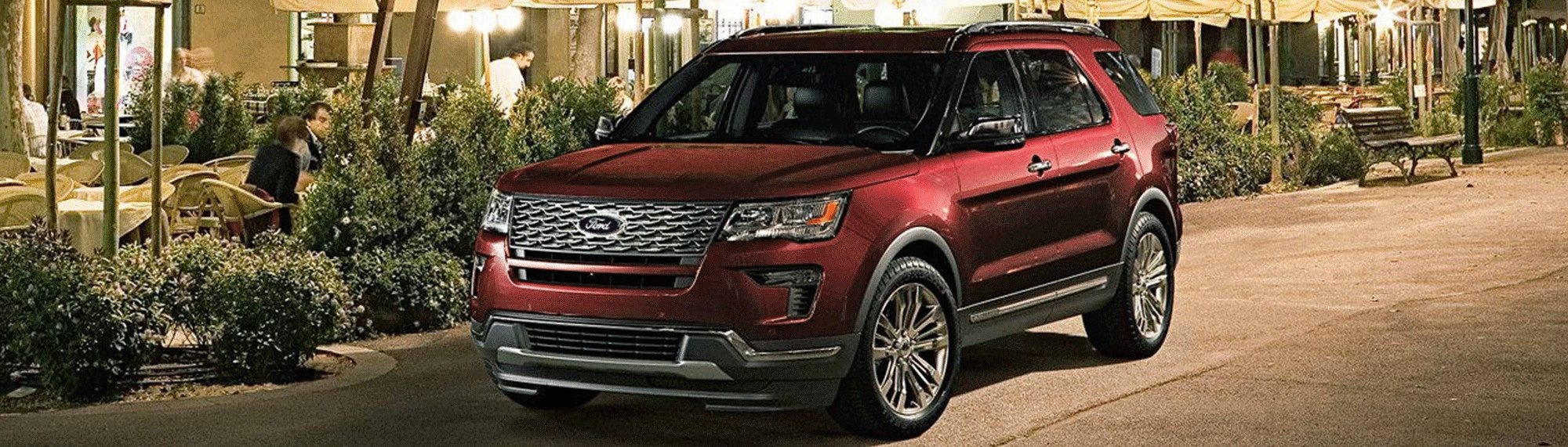 2018 Ford Explorer in Wiscasset