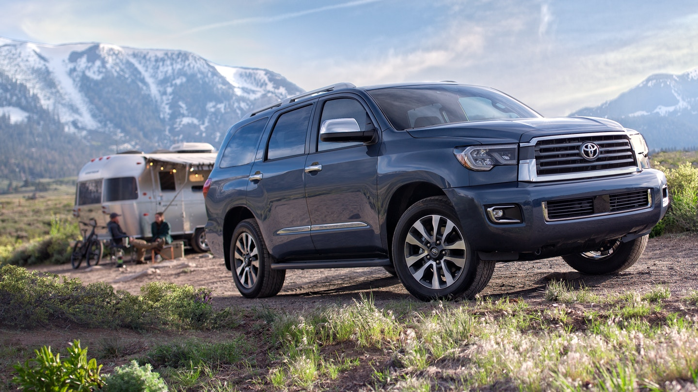 2018 toyota sequoia for sale near greenwich ct