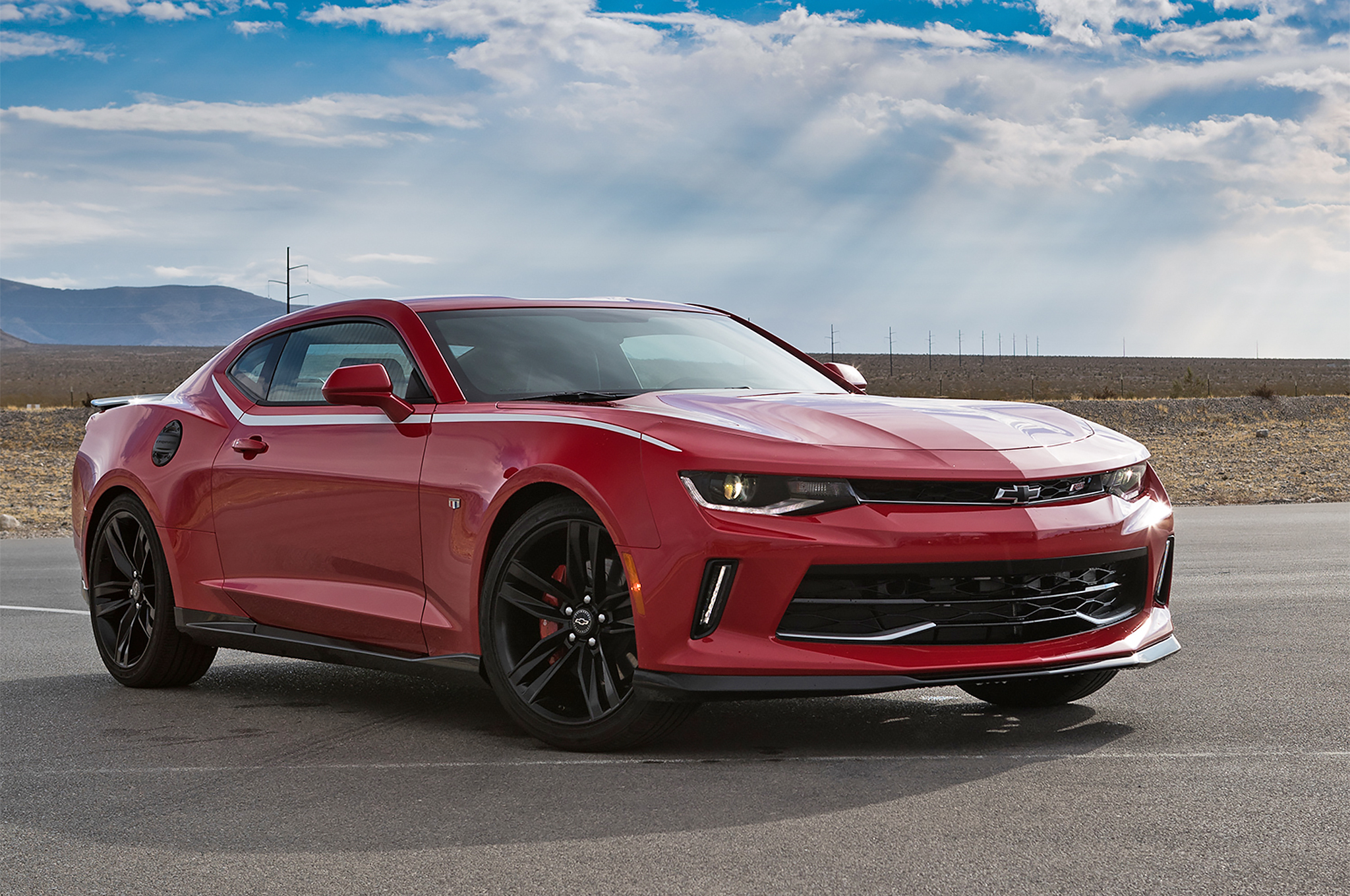 2017 Chevrolet Camaro for Sale near Independence, MO