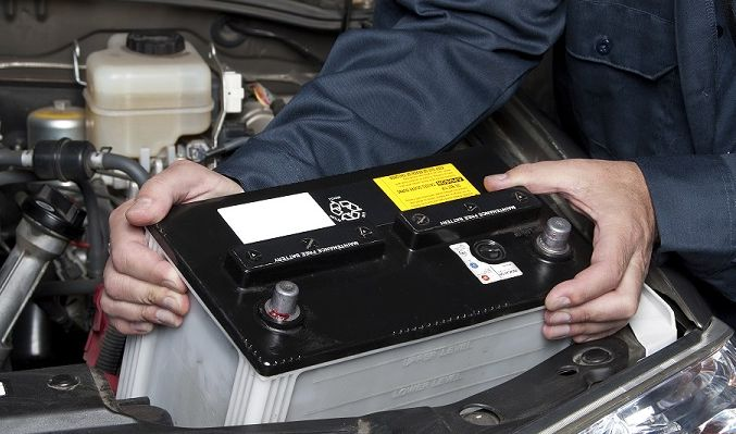 Nissan Car Battery Replacement and Service in Fredericksburg, VA