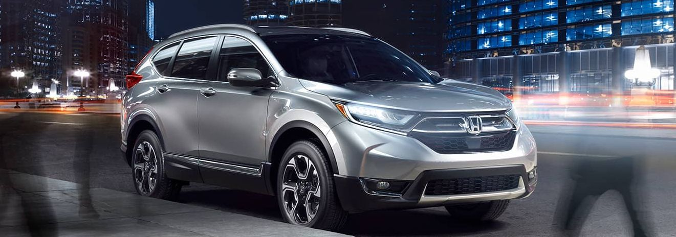 2017 Honda CR-V Leasing near Aurora, IL
