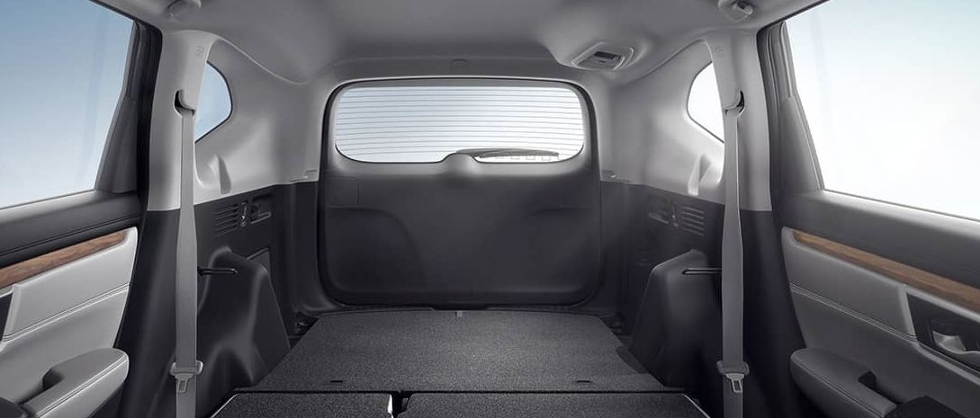 Cargo Space in the Honda CR-V