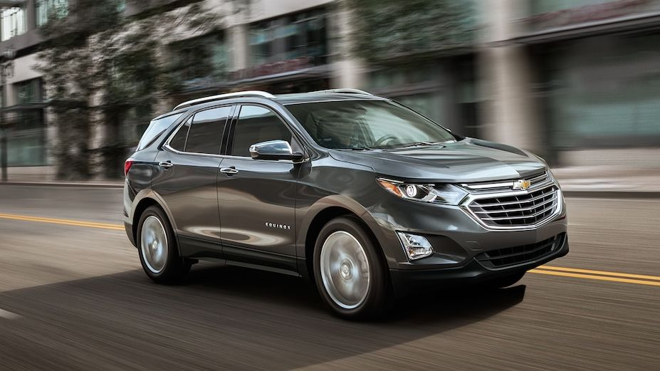 2018 Chevrolet Equinox for Sale near Crown Point, IN