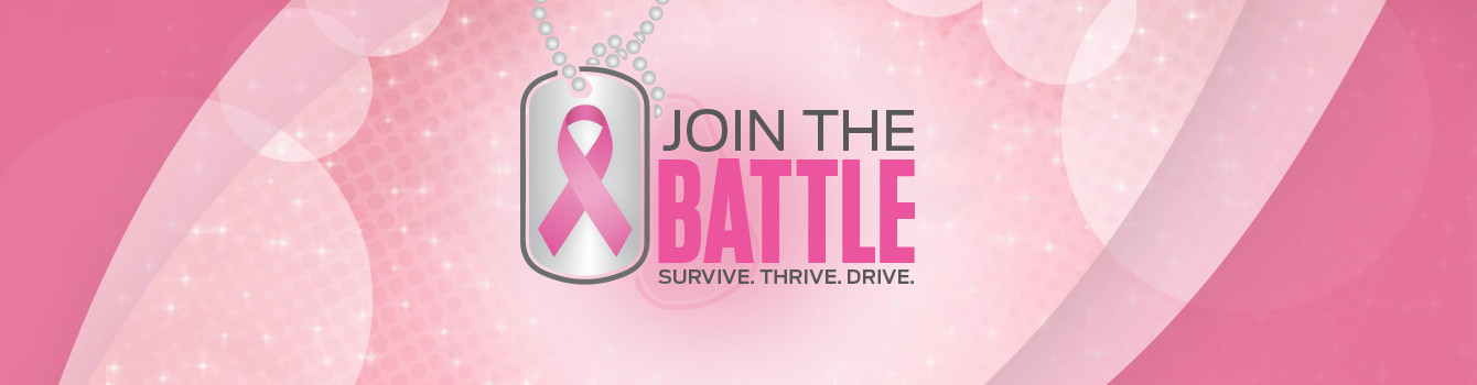 Join the Battle against breast cancer