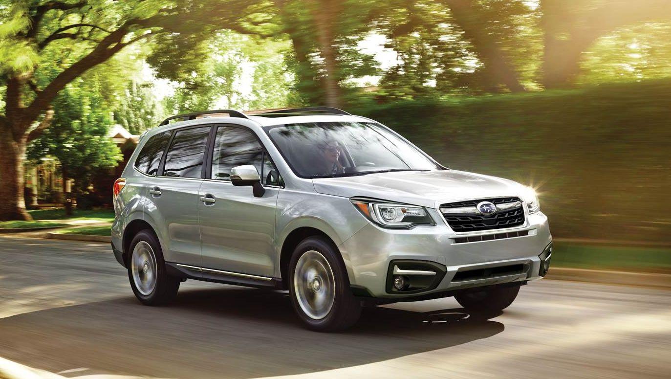 2018 Subaru Forester Financing near Albany NY