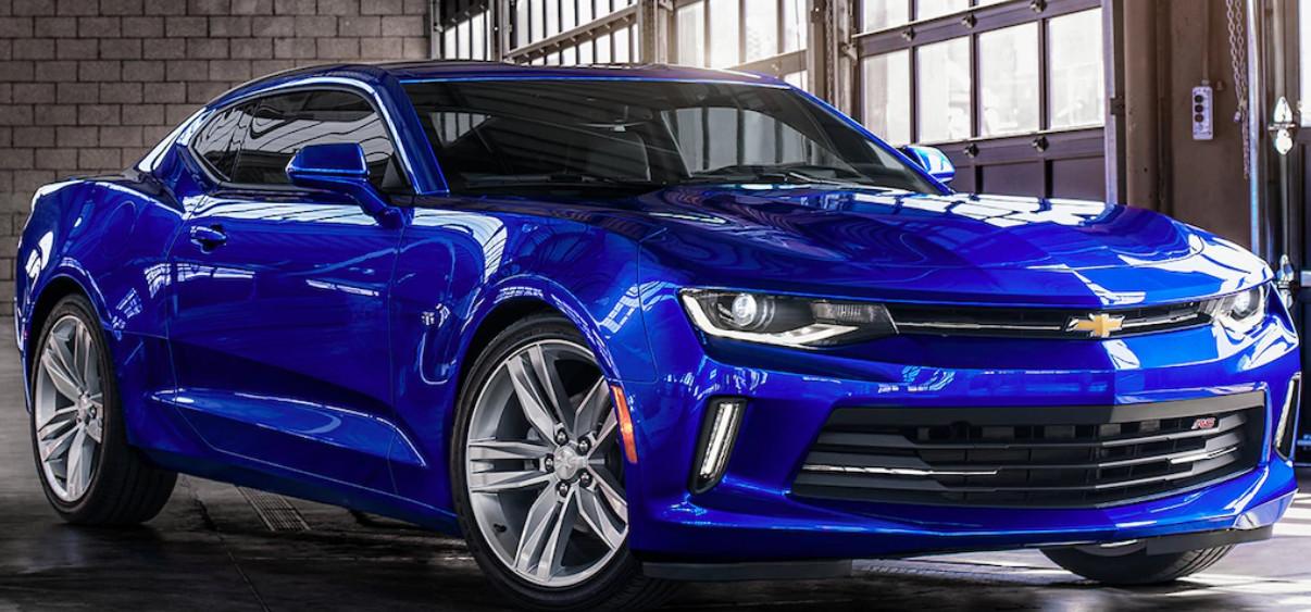 2018 Chevrolet Camaro Financing in Sylvania, OH - Dave White Chevrolet