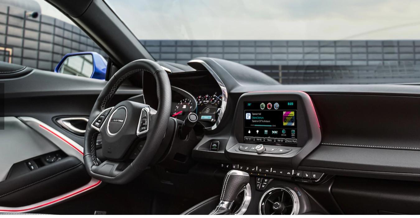 2018 Chevrolet Camaro Financing in Sylvania, OH - Dave ...