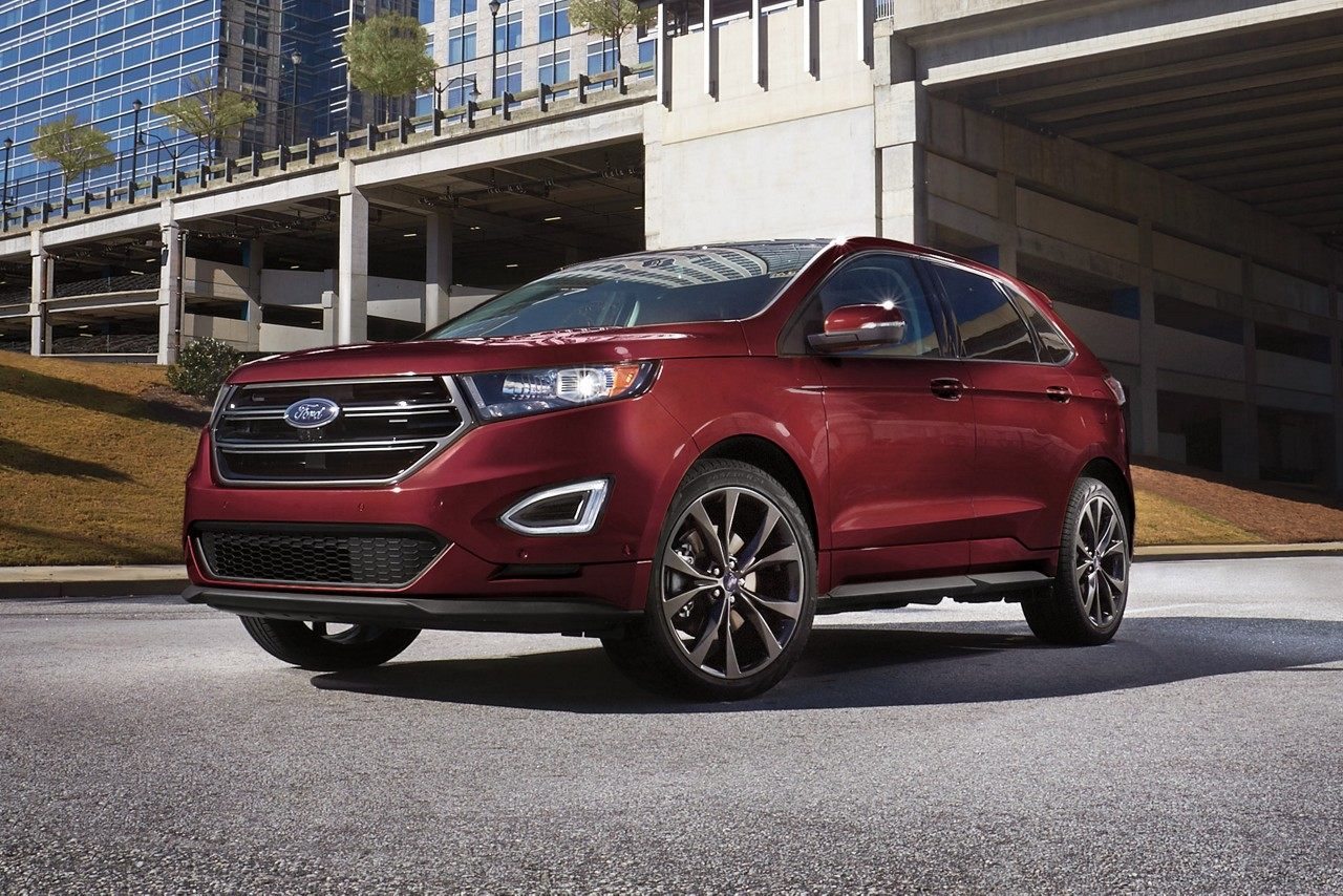 Ford Edge Leasing Near Oklahoma City Ok