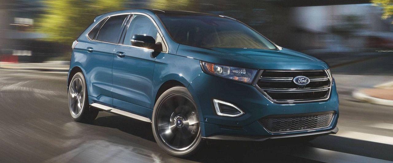 Ford Edge Financing Near Oklahoma City Ok