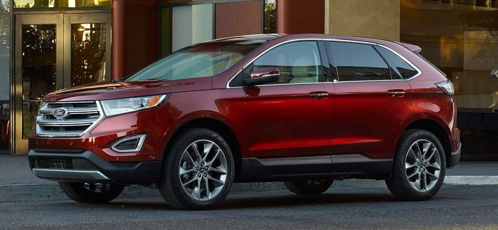 Ford Edge For Sale Near Edmond Ok
