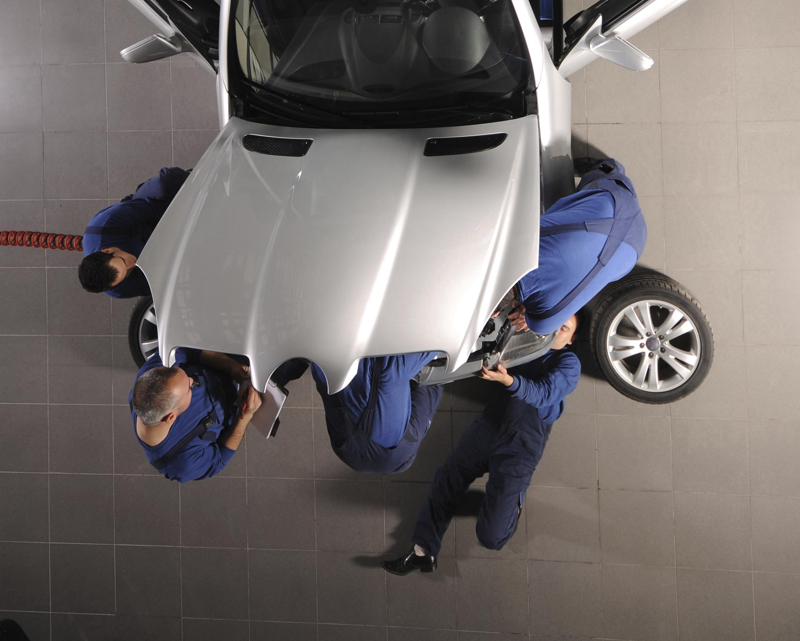 Sarchione Body Shop Sarchione Chevrolet