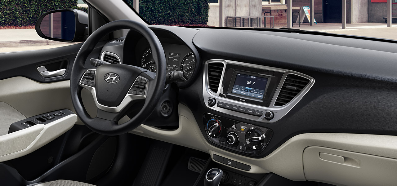 2018 Hyundai Accent Se Technology