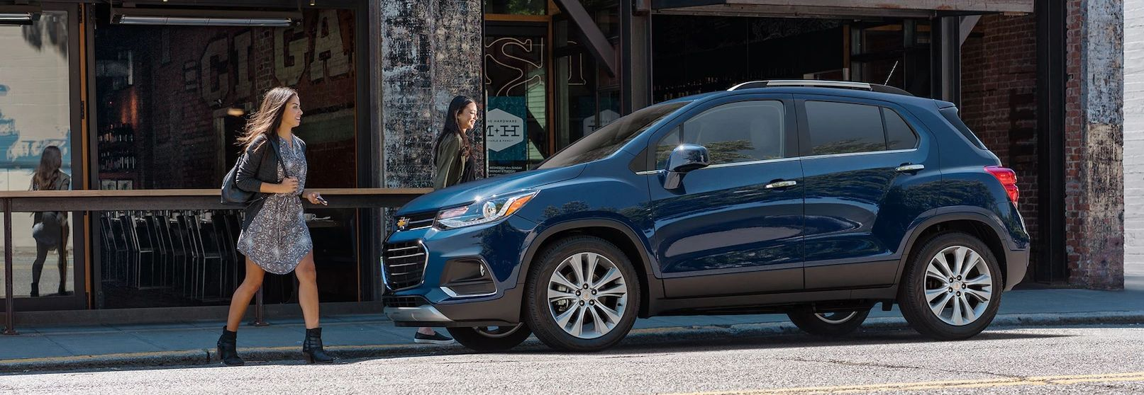 2018 chevrolet trax for sale in chicago il kingdom chevy. Black Bedroom Furniture Sets. Home Design Ideas