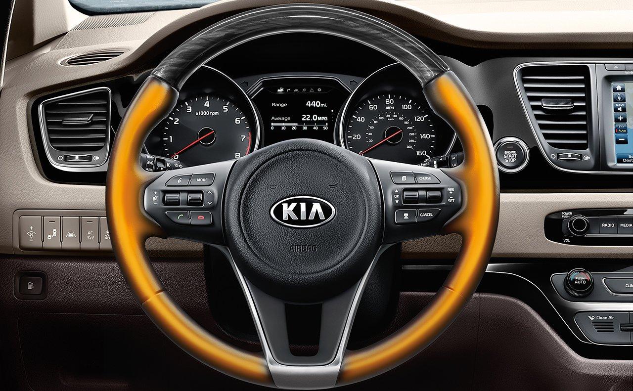 2018 Kia Sedona For Sale In East Meadow Ny Autoworld Dash Driver Friendly Interior Of The