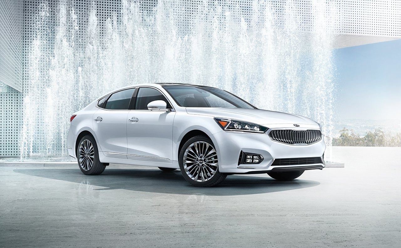 picture spy car specs review shoot kia and cadenza release
