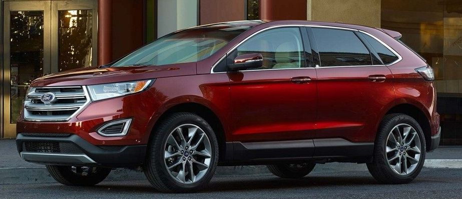Ford Edge For Sale Near Mustang Ok