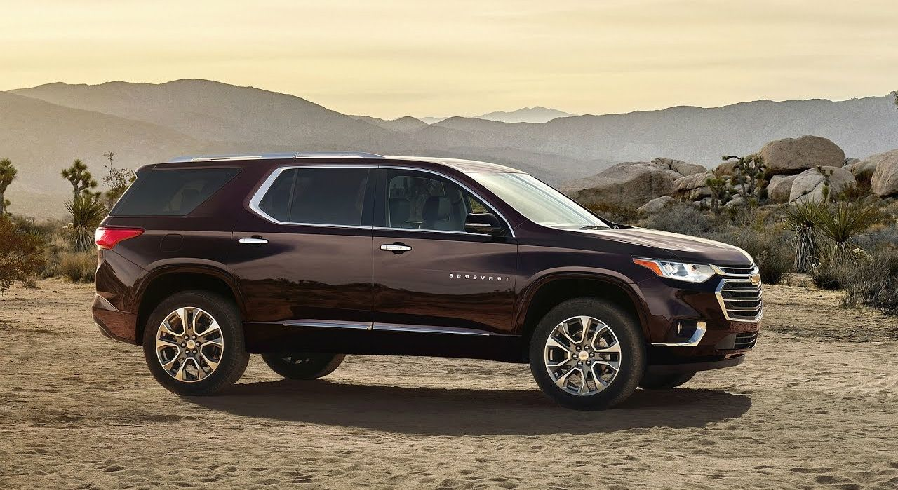 2018 Chevrolet Traverse Leasing In Oxford Pa Jeff D 39 Ambrosio Chevrolet