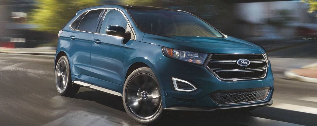 Ford Edge Financing Near Albany Ny