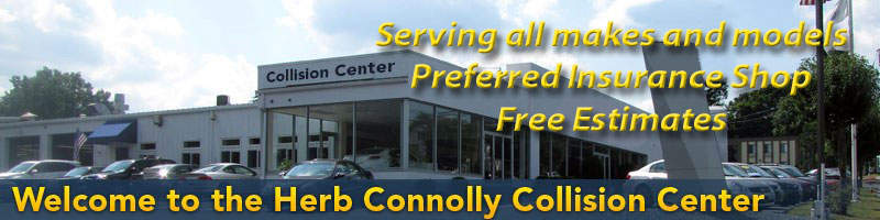 Automotive Body Shop Collision Paint Repair - Herb Connolly Auto Group