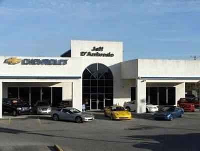 Welcome - Jeff D'Ambrosio Chevrolet