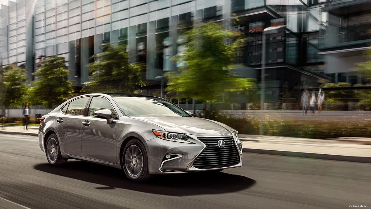 models com lex luxury lexus sedan price overview style esg es