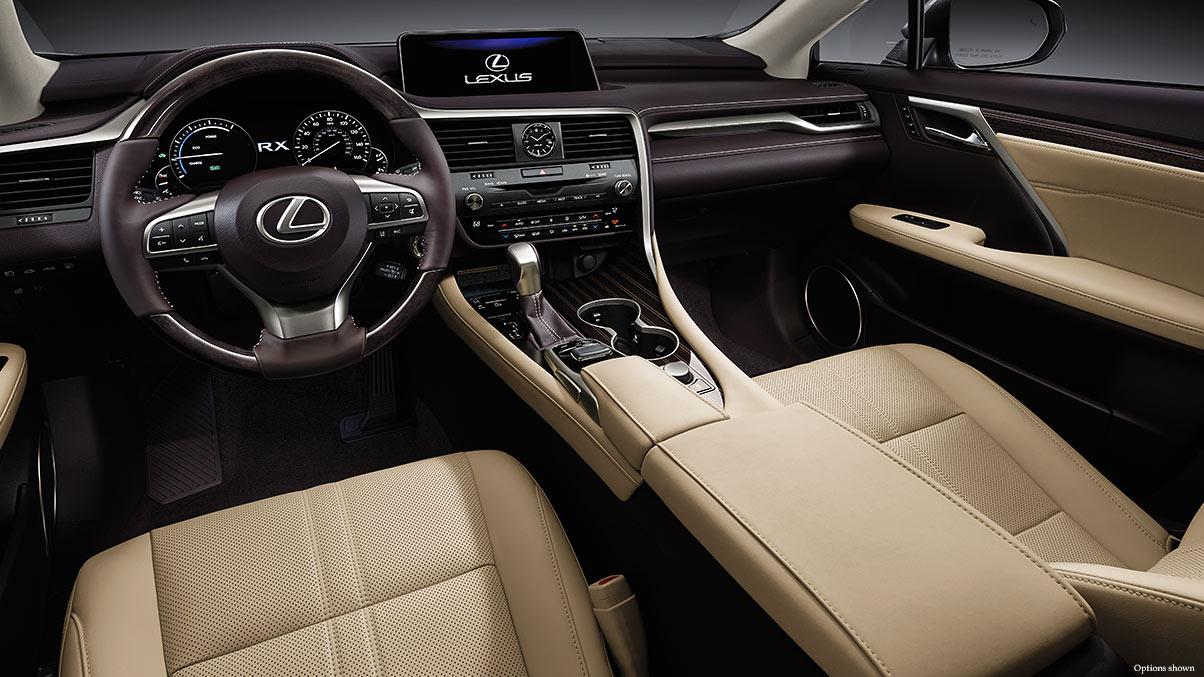2018 lexus rx 350 silver. the lexus rx 350 interior 2017 2018 rx silver