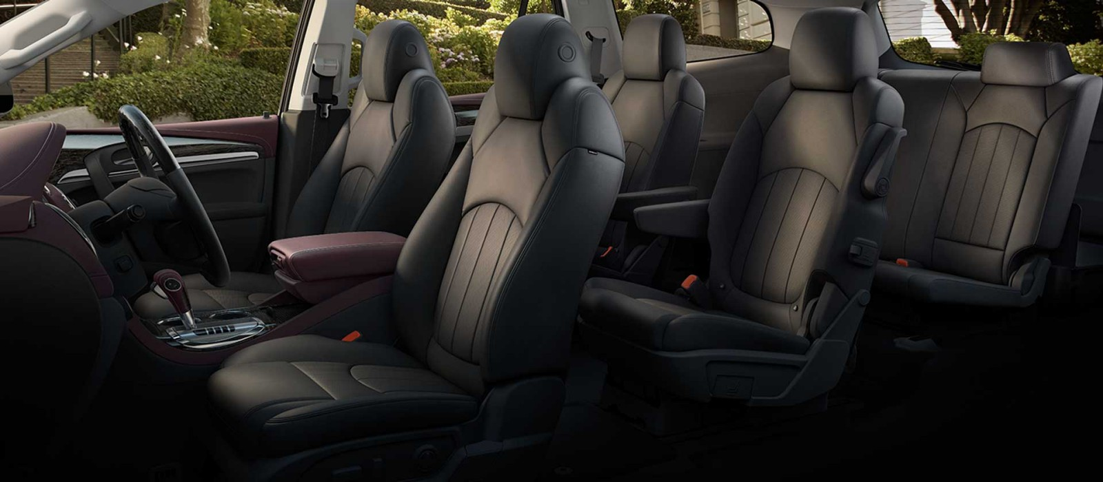 Buick Enclave with 7-Passenger Seating