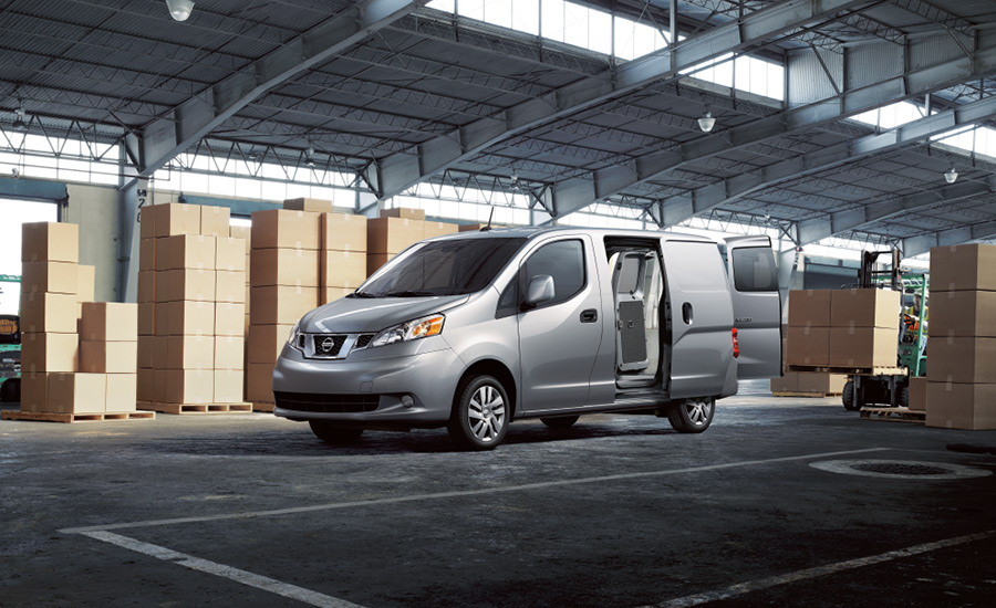 2017 Nissan NV200 Compact Cargo Van for Sale near Aurora, IL