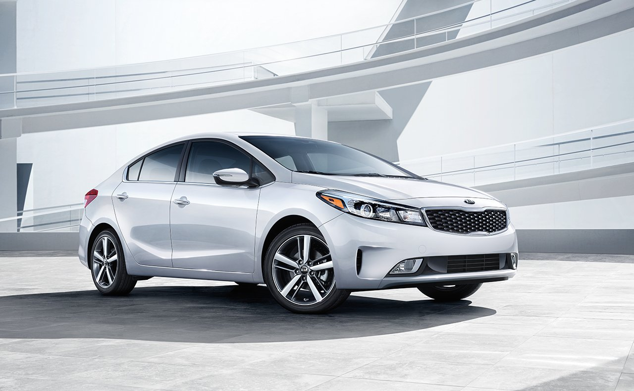 2017 Kia Forte Financing in Bedford, OH