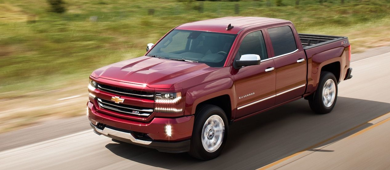 2017 Chevy Silverado 1500 for Sale near Merrillville, IN