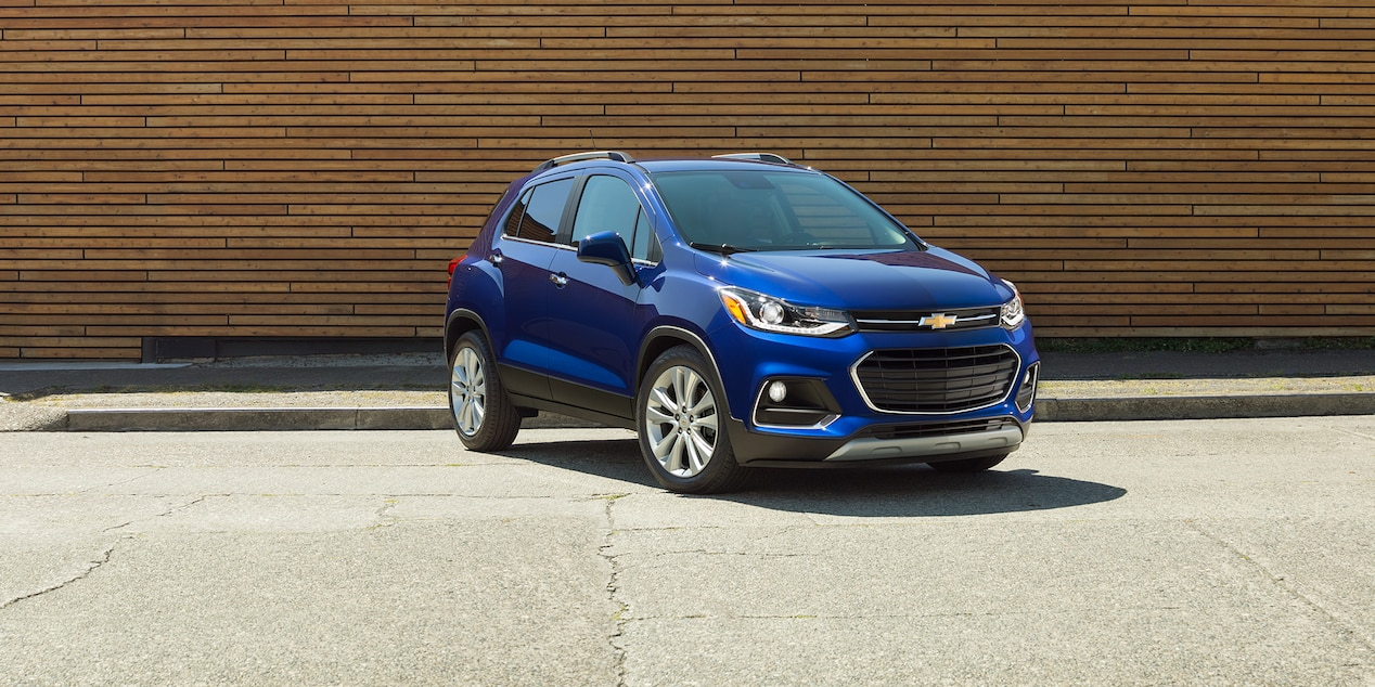 2017 Chevy Trax Leasing near Independence, MO