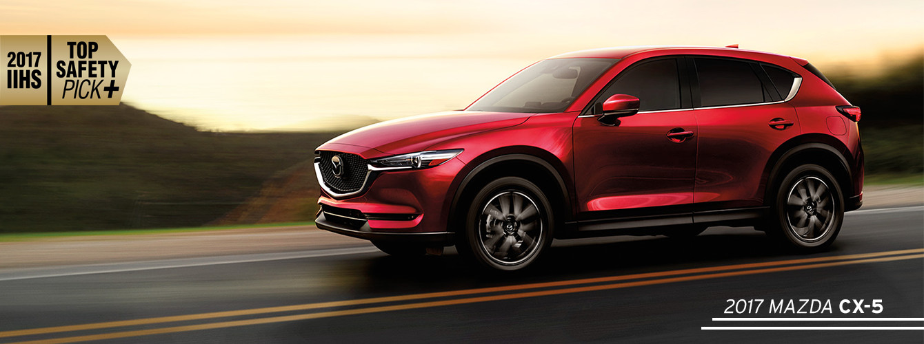 2017 Mazda CX-5 in Preston