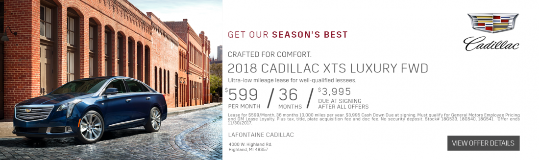 2018 cadillac lease deals.  lease thumb inside 2018 cadillac lease deals